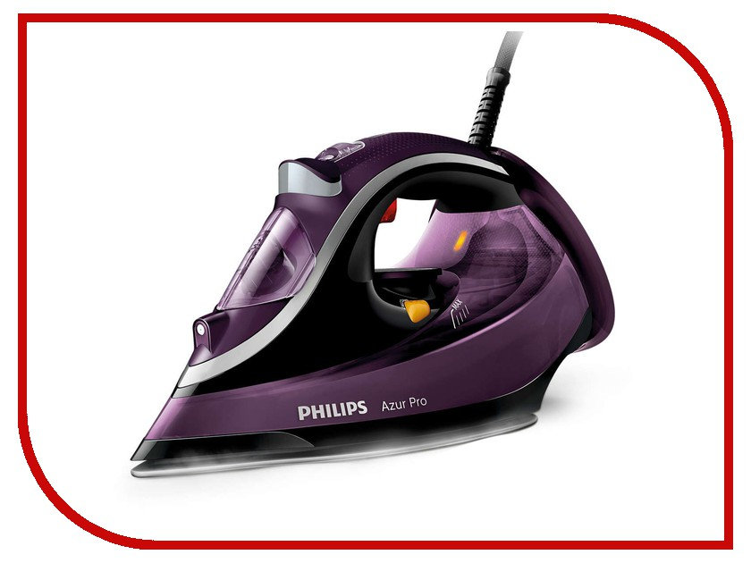 Утюг Philips GC 4887/30 утюг philips gc 2990 20