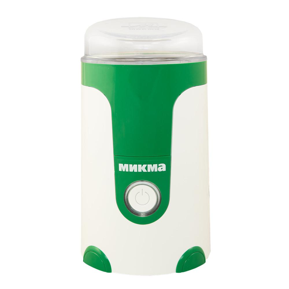 Кофемолка МИКМА ИП 33 White-Green кофемолка микма ип 32 orange