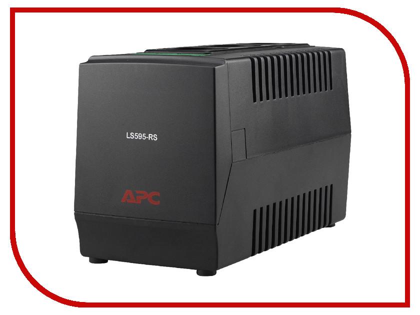 Стабилизатор APC Line-R 595VA LS595-RS карта управления и мониторинга apc ap9631
