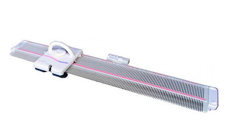 Вязальная машина Silver Reed LK-150 каретка интарсия механическая silver reed ag 24
