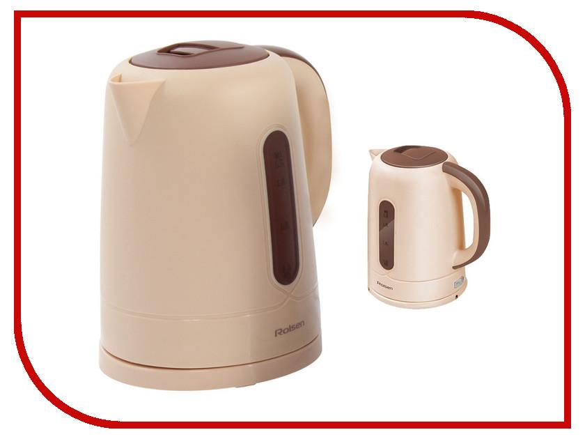 Чайник Rolsen RK-2723P чайник rolsen rk 2718m silver