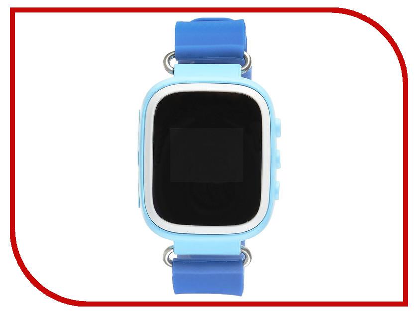 Умные часы TipTop 100ВЦ Light Blue