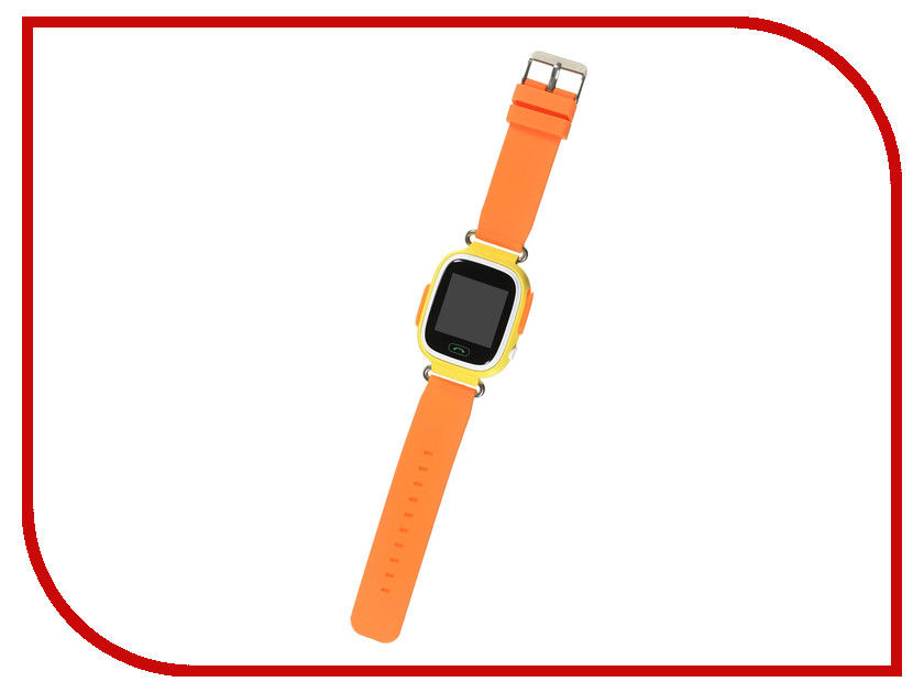 Умные часы TipTop 80ЦС Orange