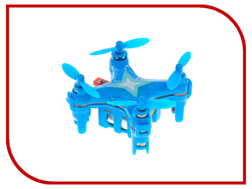 Квадрокоптер 1Toy GYRO-Nano II Т58990 f14115 16 ocday eagle a3 super ii v2 6 axle gyro