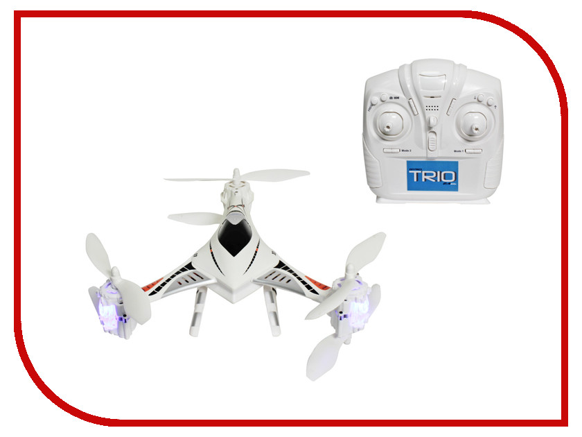 цены Квадрокоптер 1Toy GYRO-Trio Т58980
