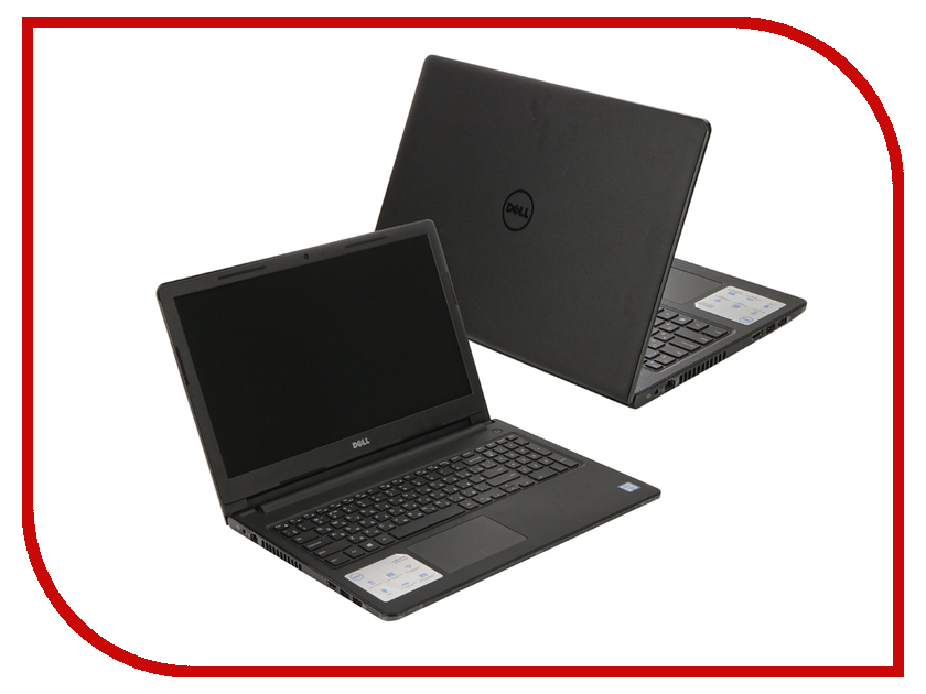 Ноутбук Dell Inspiron 3567 3567-7855 (Intel Core i3-6006U 2.0 GHz/4096Mb/500Gb/DVD-RW/Intel HD Graphics/Wi-Fi/Bluetooth/Cam/15.6/1366x768/Linux) ноутбук dell inspiron 3567 2000 мгц dvd±rw dl