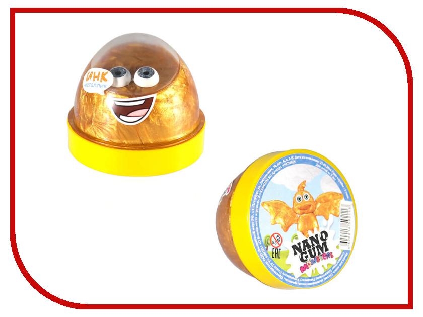 Жвачка для рук Nano Gum Инк 50гр Gold Metallic NG508IN<br>