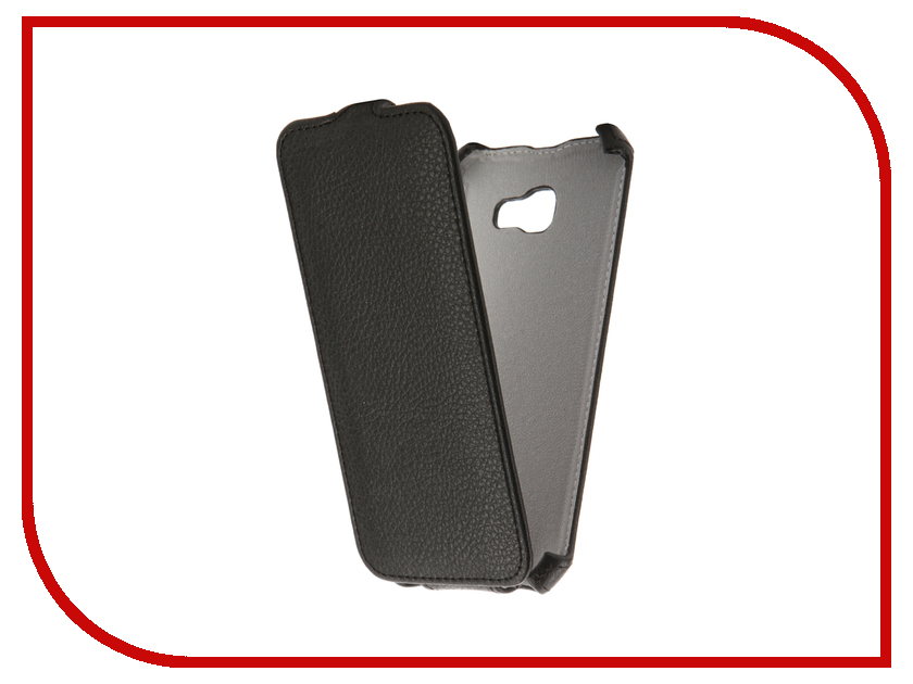 Аксессуар Чехол Samsung Galaxy A5 2017 Zibelino Classico Black ZCL-SAM-A5-2017-BLK аксессуар чехол samsung galaxy j7 2016 zibelino classico black zcl sam j7 2016 blk