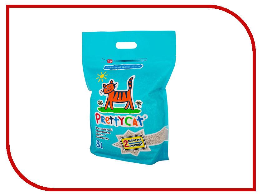 Наполнитель PrettyCat Aroma Fruit впитывающий 8L 4Kg 42294<br>