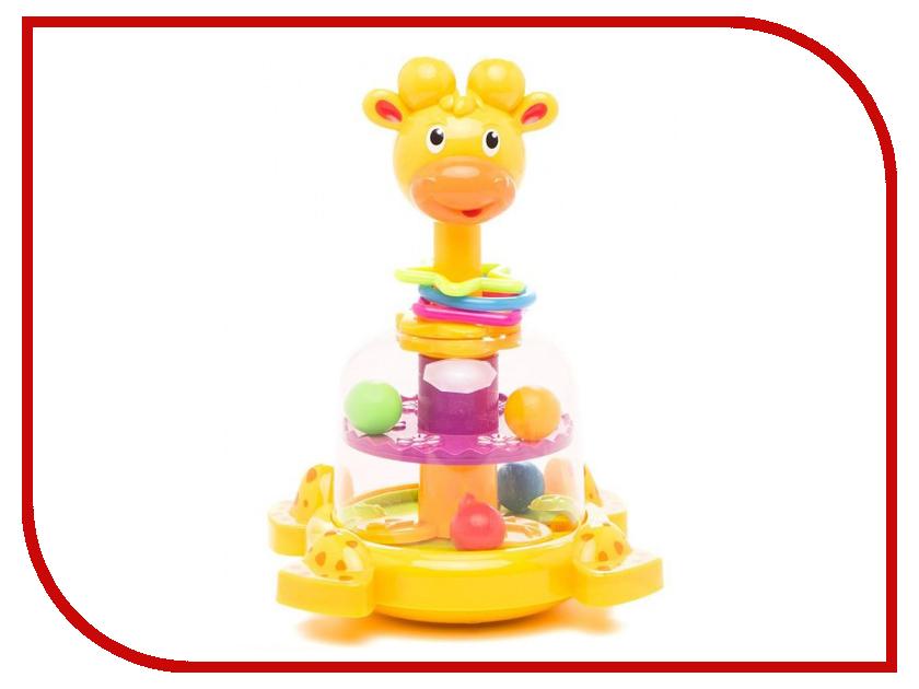 Игрушка S+S toys BAMBINI Жираф-юла СС76750<br>