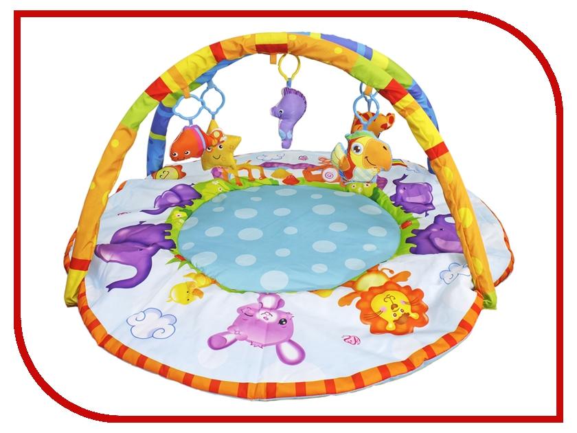 Развивающий коврик S+S toys BAMBINI Веселые зверюшки СС76749<br>