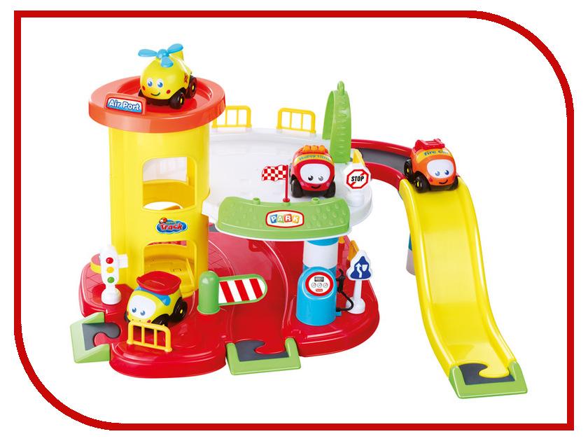 Автотрек S+S toys BAMBINI Мой первый автопаркинг СС76745 автотрек s s toys bambini мой первый автопаркинг сс76745