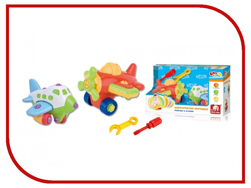 Конструктор S+S toys BAMBINI Самолеты СС76736 автотрек s s toys bambini мой первый автопаркинг сс76745