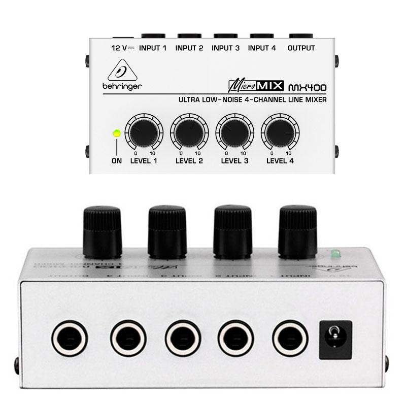 Пульт Behringer Micromix MX400 behringer ufo202