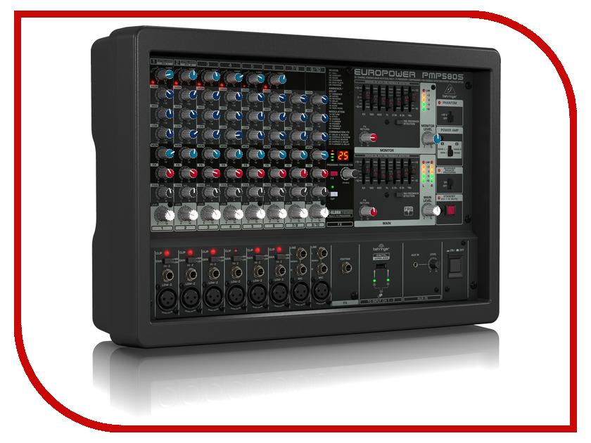 Пульт Behringer PMP580S behringer hpx6000