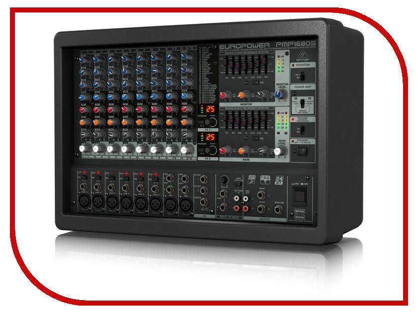 Пульт Behringer PMP1680S пульт behringer ufx1204