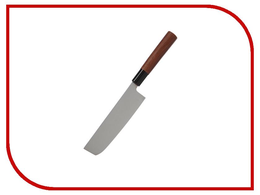 Нож Samura OKINAWA Накири SO-0174/16 - длина лезвия 172мм жен сорочка арт 19 0174 бирюза р 62