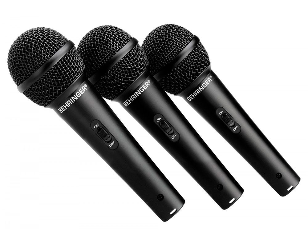 Микрофон Behringer XM1800S behringer eurocom cl2296