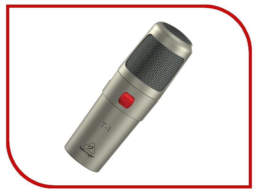 Микрофон Behringer T-1 mic2200 behringer