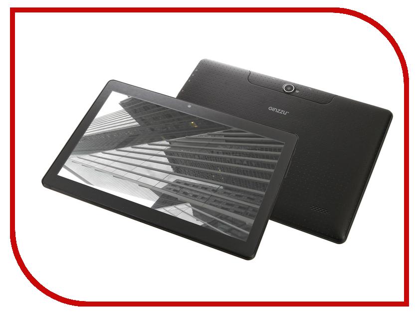 Планшет Ginzzu GT-1040 Black (Spreadtrum SC9832 1.3 GHz/1024Mb/16Gb/GPS/LTE/Wi-Fi/Bluetooth/Cam/10.1/1280x800/Android)