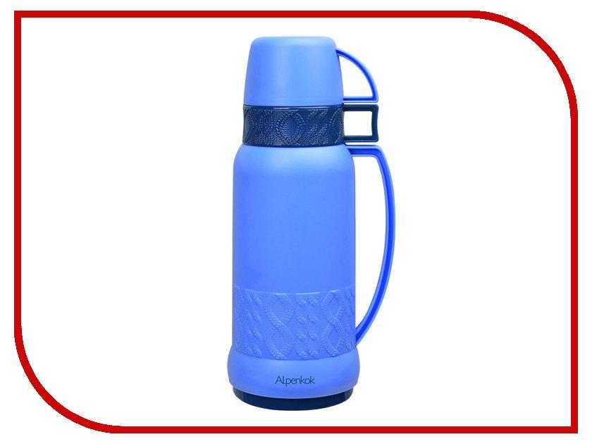 Термос Alpenkok 1.8L AK-18003S Blue