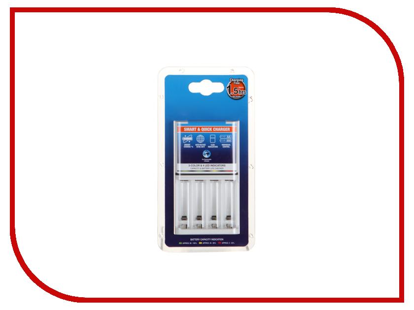 Зарядное устройство Panasonic Smart & Quick BQ-CC55E 84888 White