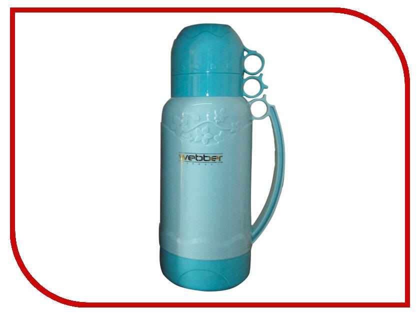 Термос Webber 1.8L 41007/4S степлер мебельный gross 41007
