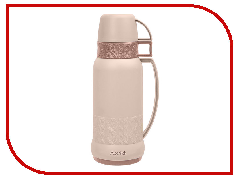 Термос Alpenkok 1L AK-10002S Coffee<br>