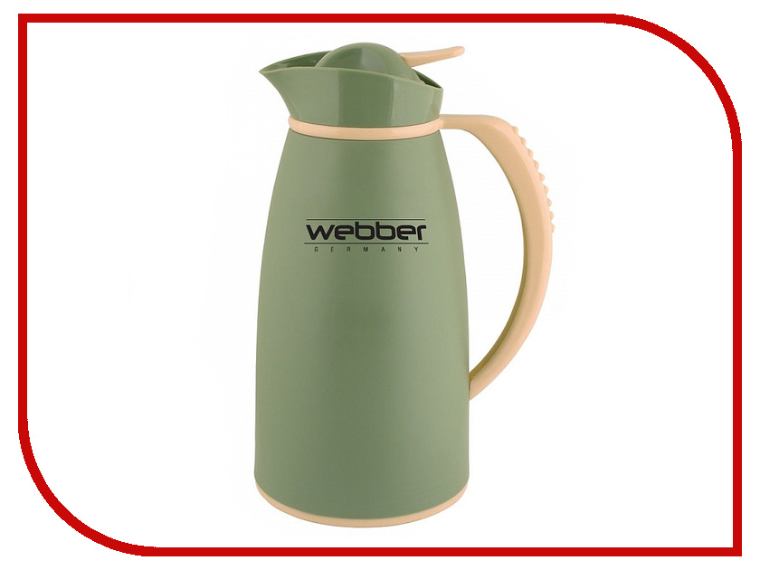 Термос Webber 1L 31004/13S Grey-Green