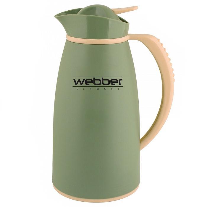 Термос Webber 1L Grey-Green 31004/13S