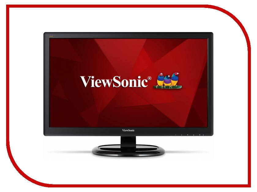 Монитор ViewSonic VA2465S-3 Black