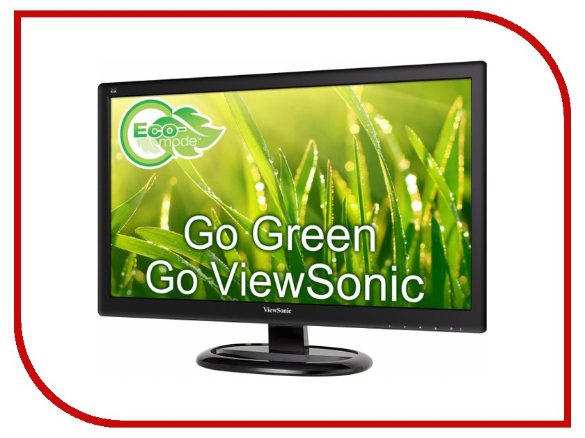 Монитор ViewSonic VA2265SH Black