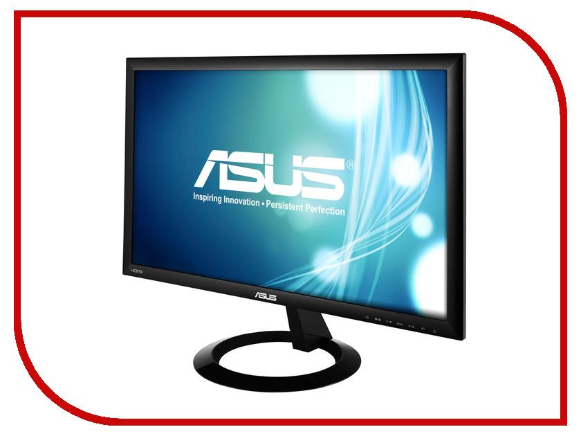Монитор ASUS VX228H Black