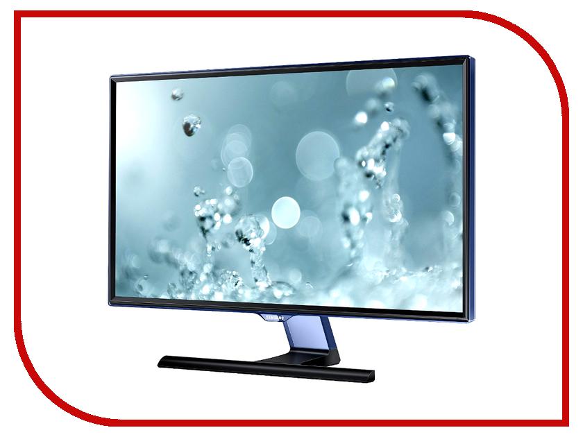 где купить  Монитор Samsung S27E390H Glossy Black  дешево