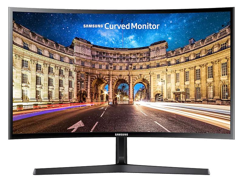 Монитор Samsung C27F396FHI Black