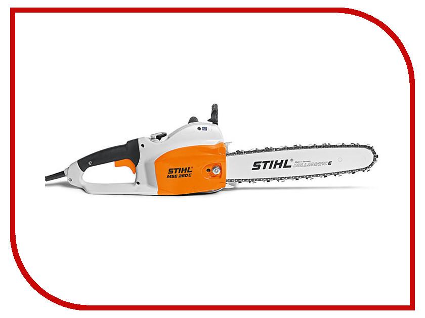 Пила Stihl MSE 250 C-Q 16