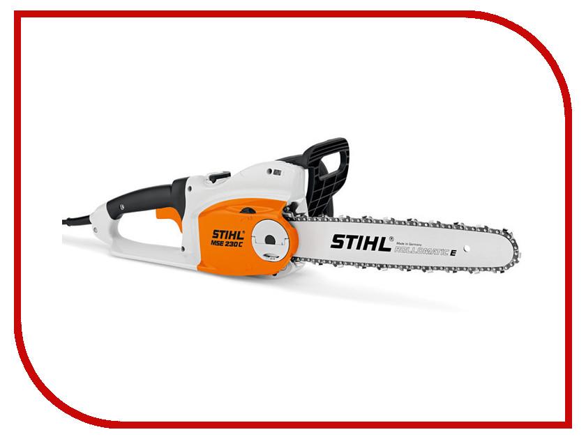 Пила Stihl MSE 230 C-BQ 16