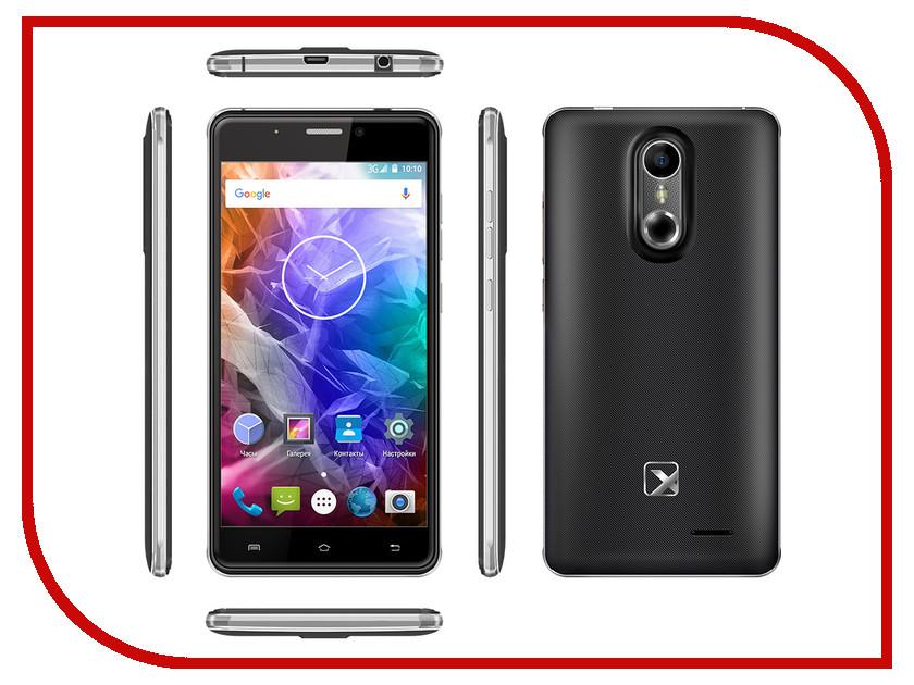 Сотовый телефон teXet X-selfie TM-5010 Black texet x driver quad tm 4082r black