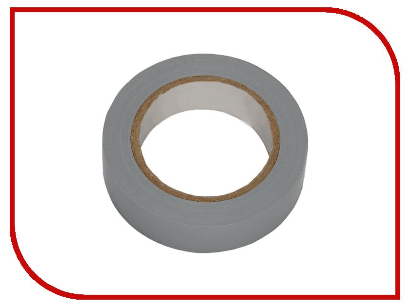Аксессуар Rexant Изолента 0.18 x 19mm х 20m Grey 09-2808