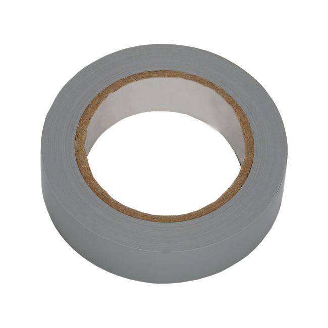 Изолента Rexant 0.18 x 19mm х 20m Grey 09-2808