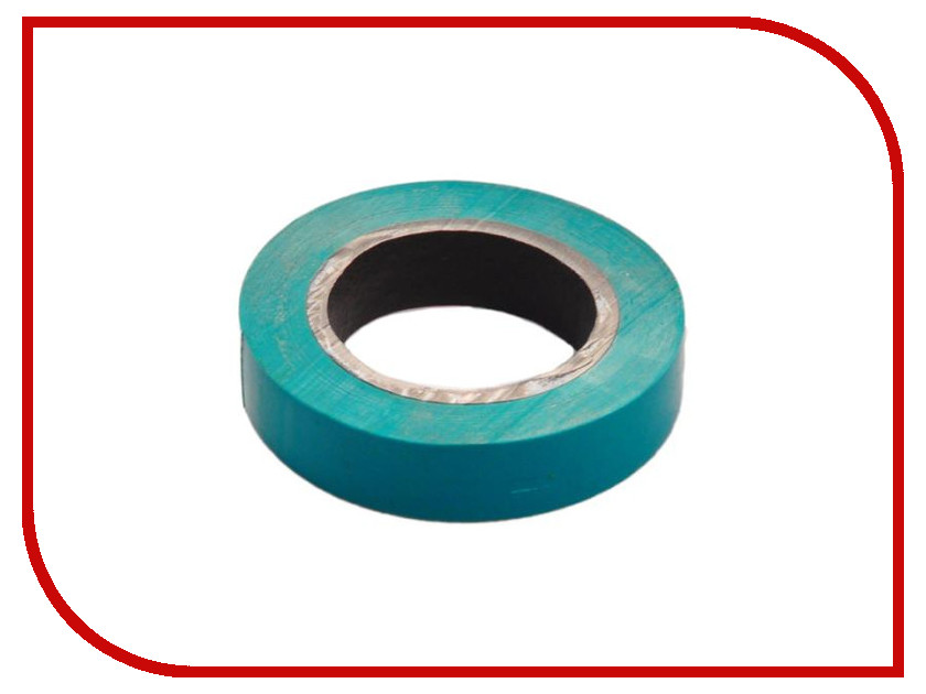 Изолента Rexant 15mm х 25m Green 09-2103
