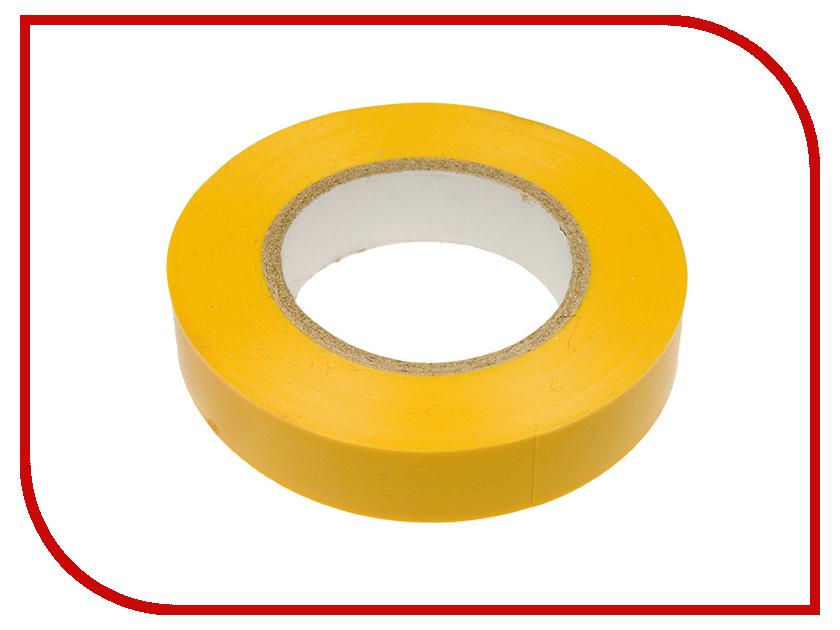 Изолента Rexant 15mm х 25m Yellow 09-2102