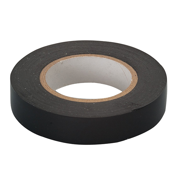 Изолента Rexant 15mm х 25m Black 09-2106
