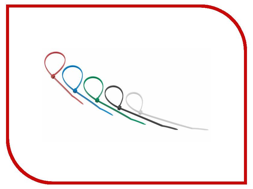 Стяжки нейлоновые Rexant 200x4.0mm (25шт) 07-0208-25