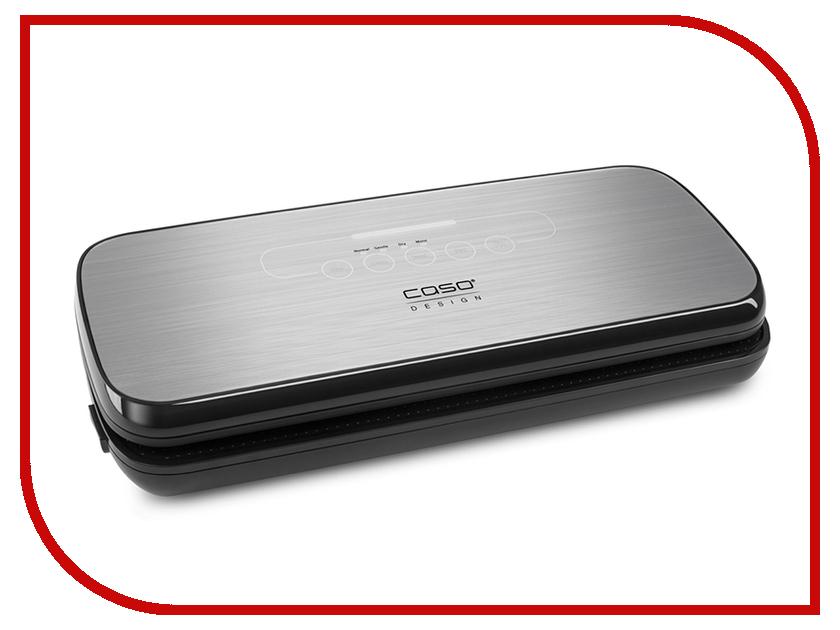 Вакуумный упаковщик CASO TouchVAC вакуумный упаковщик redmond rvs m020 gray metallic
