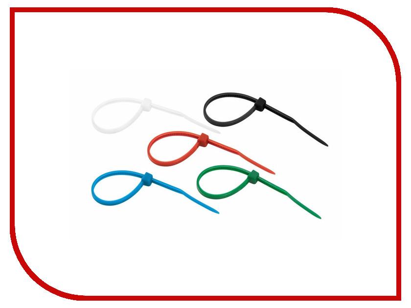Стяжки нейлоновые Rexant 100x2.5mm (25шт) 07-0108-25