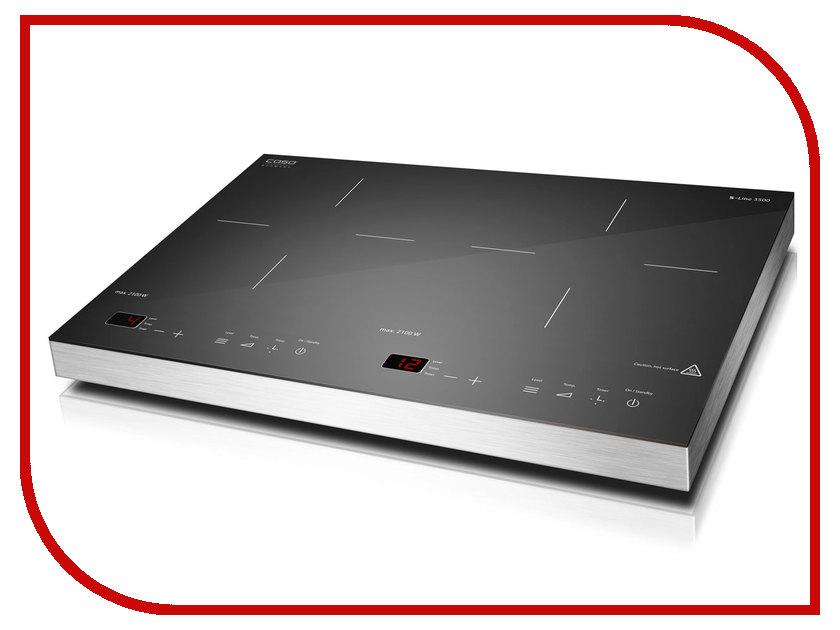 Плита CASO S-Line 3500 плита caso pro 3500 touch