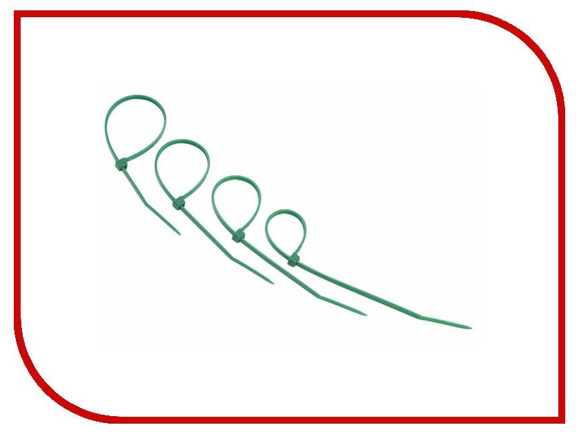 Стяжки нейлоновые Rexant 150x3.0mm (25шт) Green 07-0153-25
