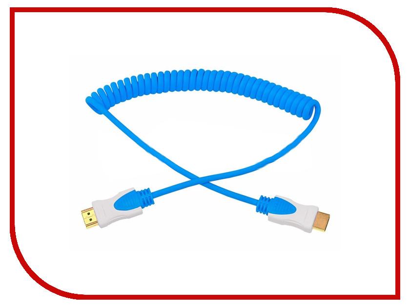 Аксессуар Rexant HDMI 2m Blue 17-7025