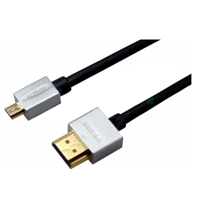 Аксессуар Rexant HDMI - Micro 1.5m Ultra Slim 17-6723